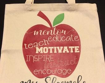 What Teachers Do... Tote Bag