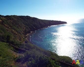 Beautiful Island - Hawaii - Nature Landscape Photography - Print