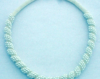 Pearl Twirl Necklace Kit