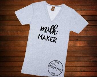 Milk Maker T-Shirt