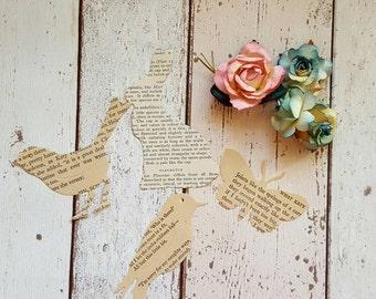 Die Cuts , Paper Die Cuts ,  Paper Craft Supplies , Cardmaking , Wedding Invitations , Die Cut Butterfly , Paper Bird , Die Cut Bird Shape
