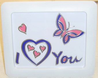 I love you (Butterfly)