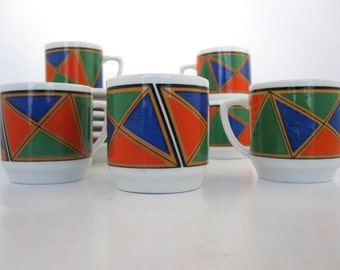 Coffee set 1980