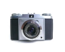 Zeiss Ikon Contina Ia (type 526/24), Vintage Camera, 35mm Camera, Zeiss Ikon Camera, 35mm Film Camera, Zeiss Ikon Contina, Viewfinder Camera