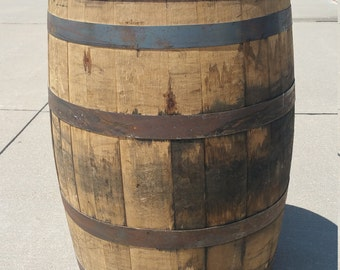 Authentic Wild Turkey Whiskey Barrels