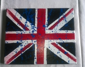 Table Union Jack 1