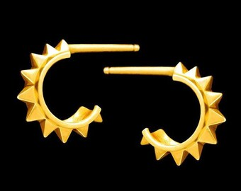 Gold Plated Spike