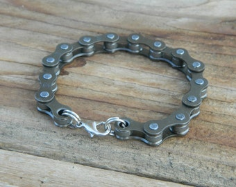Bike Chain Bracelet-Traditional