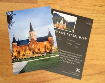 Provo City Center Card