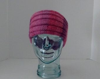 Winter Headband and fingerless gloves set