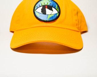 Yellow ZT Dad Cap