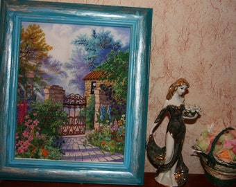 """the picture """"gate to the garden"""""""