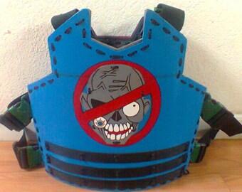 Zombie Apocalypse Ninja Armor