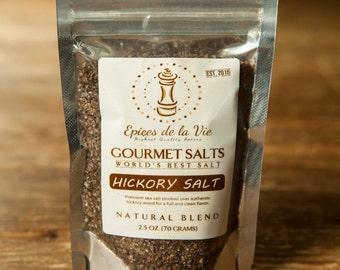 Hickory Sea Salt