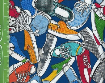 Sneakers of many colors, Timeless Treasures