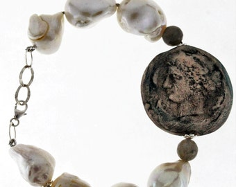 Online Coin Bracelet