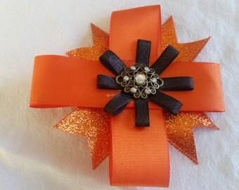orange is the new black bow