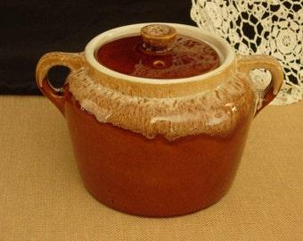 Bean Pot Oven safe RULEL Ceramics
