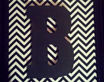Custom framed letters
