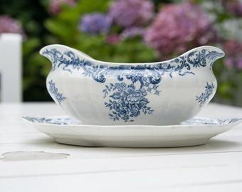 Imperial vintage gravy boats