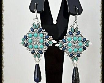 Earrings Lalibela (Annabella Sario)