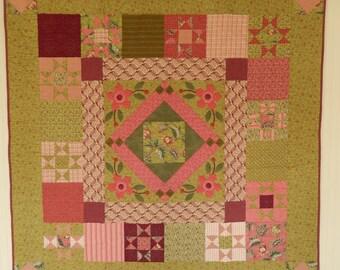Plum Blossom Quilt