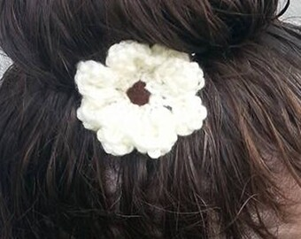 Flower Hair Clip set of 2
