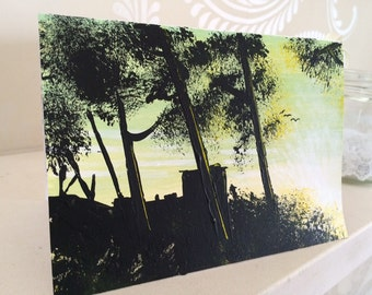 Greeting Cards - Hand Painted - [5 Pack]