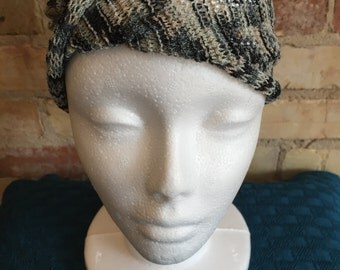 Space Dyed Knit Headband