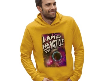 Men's I Am The God Particle Hoodie