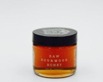Raw Sourwood Honey 3oz