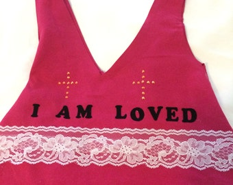 Christian Matching Mother Daughter Dresses: Baby/Toddler/Little Girl Dress