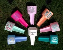 Personalized Vinyl Beach SPIKERS