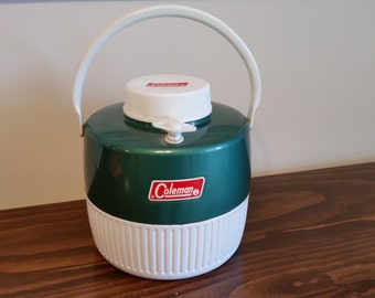 Vintage Coleman Hot Thermos free