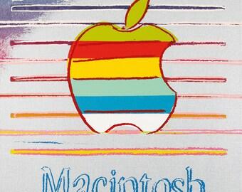 Andy Warhol - Apple