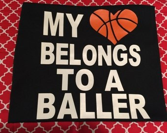Basketball (Baller) shirt!