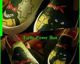 TMNT Boy's Custom Shoe
