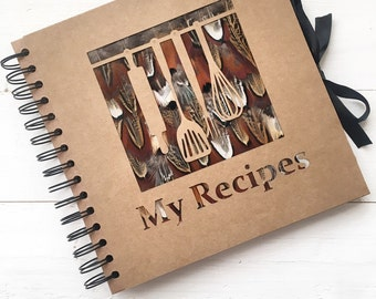 Feather Recipe Journal