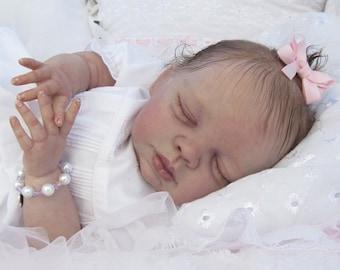 Amber Reborn Doll Kit