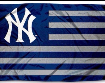3x5 New York Yankees Flag