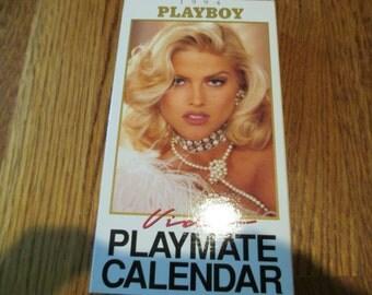 VHS Tape Playboy Calendar