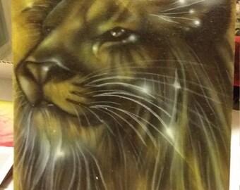 PA206 Lion Air Brushed-Artist Sean S