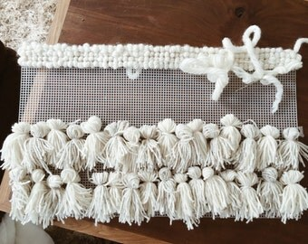 large fiber wall hanging