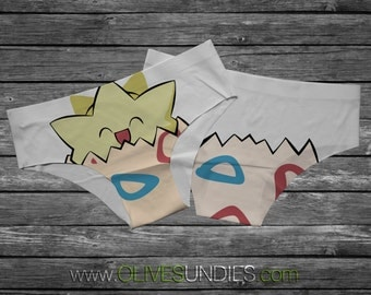 Togepi Pokemon Underwear