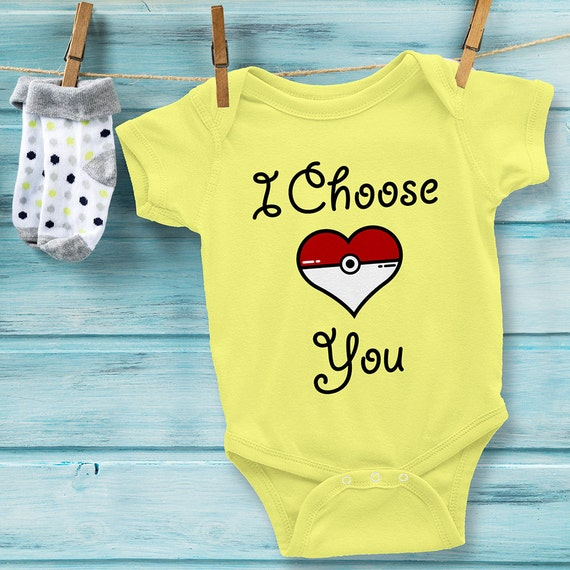 baby onesie great baby shower or christmas gift pokemon baby gifts