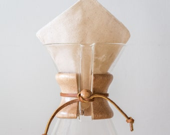 Cloth Coffee Filters for Chemex