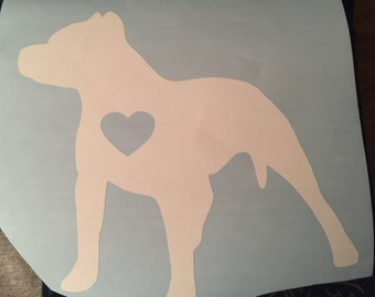 Vinyl car window decal