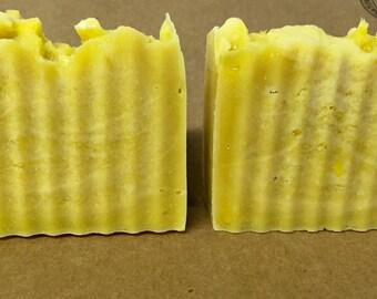 Creamy Carrot Soap