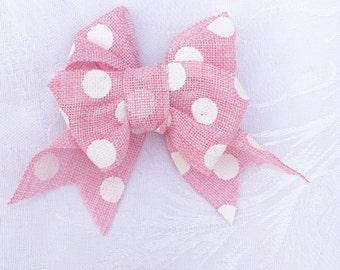 chunky Anna style bow!
