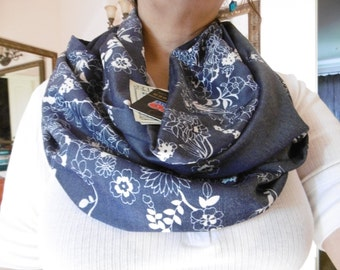 Spring Beauty Infinity Scarf